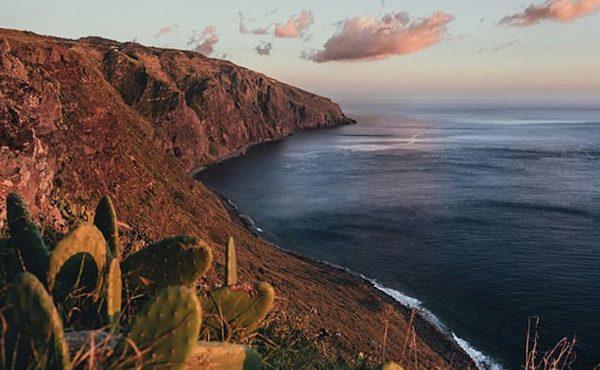 Madeira ponta do pargo walk view