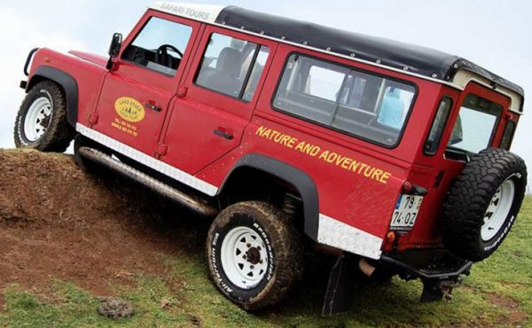 madeira private jeep full day tour on the mountains